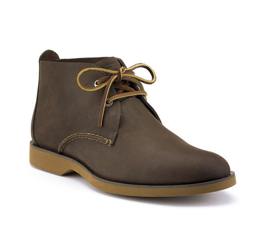 Sperry Top-Sider Cloud Logo Boat Oxford Desert Boot. Изображение № 3.