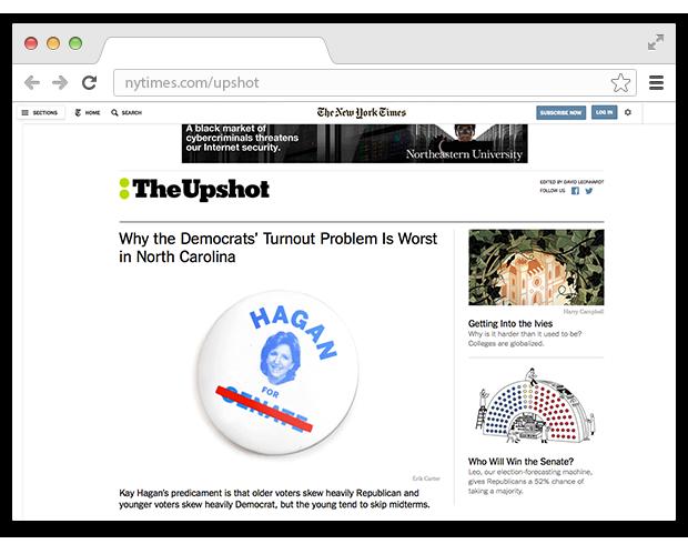 Сайты для тех, кто запутался в новостях . Изображение № 3.