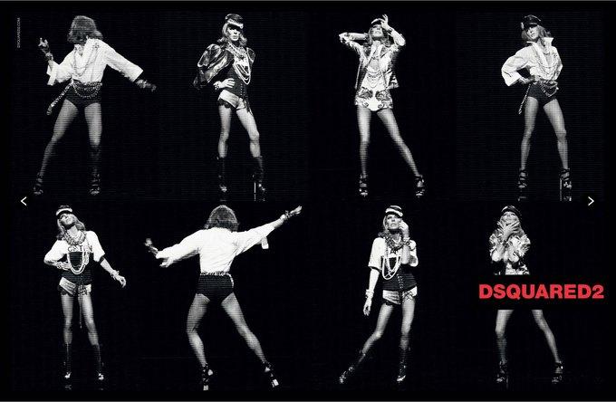 Дизайнеры Dsquared² переоделись в женщин для своей кампании. Изображение № 2.