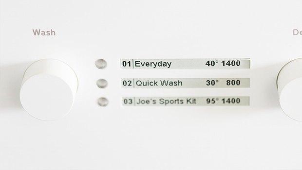 «Умная» стиральная машина сама покупает порошок  . Изображение № 5.