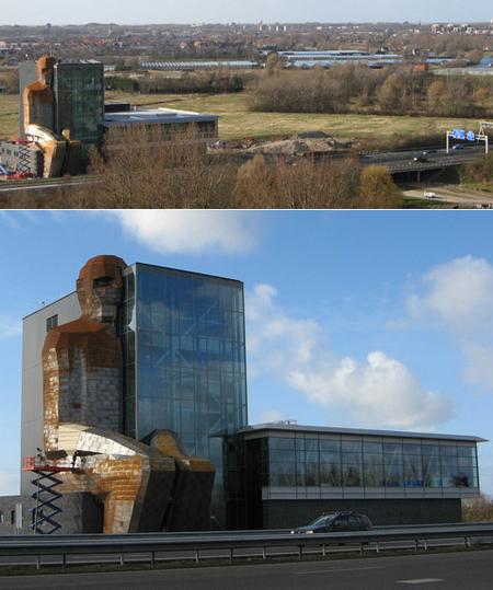 Corpus. Музей человеского тела вГолландии. Изображение № 2.