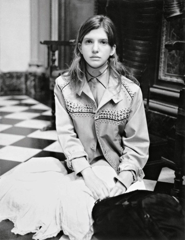 Новые съемки: Vogue, Nylon и другие. Изображение № 36.