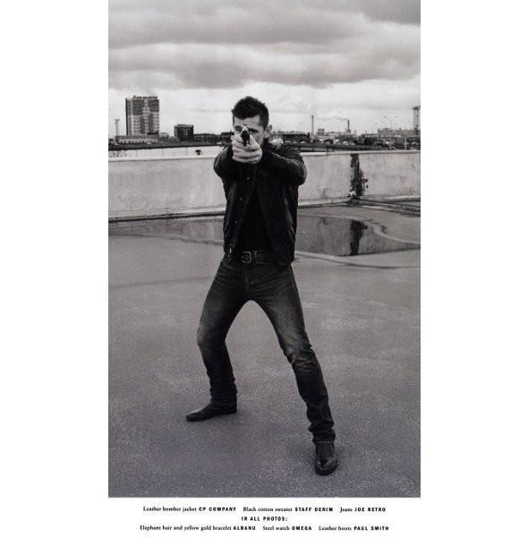 Изображение 30. Мужские съемки: GQ, Vogue Hommes и другие.. Изображение № 28.