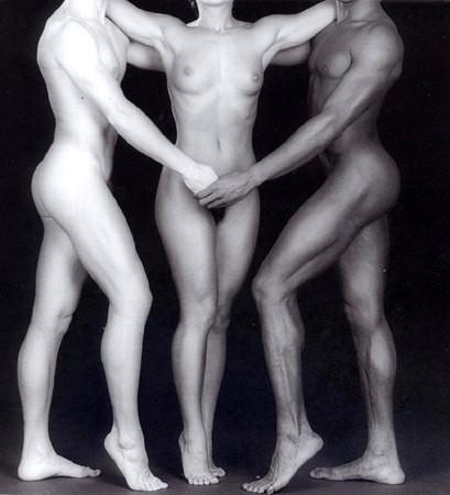 Части тела: Обнаженные женщины на фотографиях 70х-80х годов. Изображение № 18.