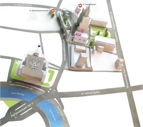 Площадки MODE VISION 2012. Центр дизайна и инноваций MOD Design. Изображение № 5.