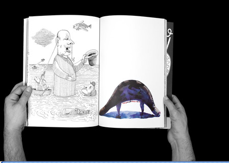 Русалки, секретные пещеры, Гомер, человек-рыба. Изображение № 11.