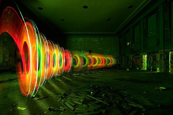 Эксперименты сосветом Фотограф JanLeonardo Wollert. Изображение № 17.