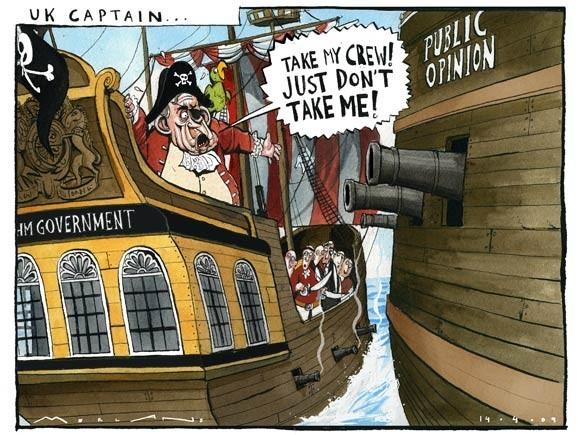 Политические карикатуры отMorten Morland. Изображение № 6.