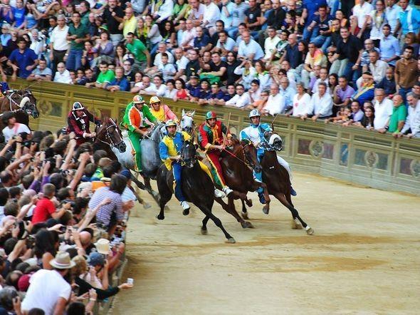 Palio Horse Race, Siena. Изображение № 20.