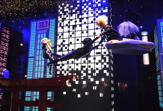 10 праздничных витрин: Робот в Agent Provocateur, цирк в Louis Vuitton и другие. Изображение № 7.