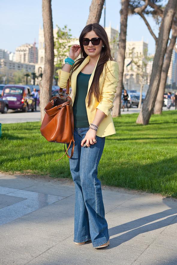 Baku Street Fashion | Spring 2012. Изображение № 43.