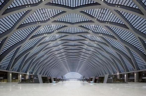 Западный вокзал в Тяньцзине. Изображение № 4.