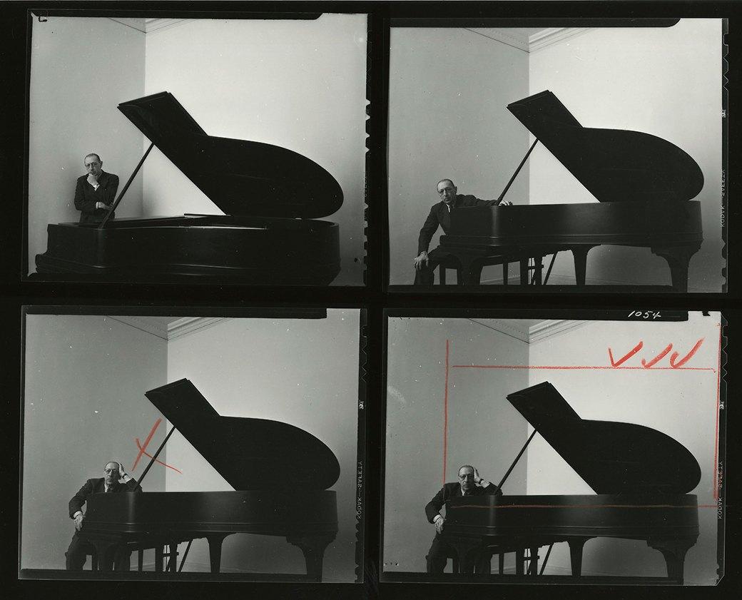 Фейспалм Пикассо, Уорхол с таксой и другие снимки Арнольда Ньюмана. Изображение № 7.