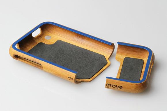 Деревянные корпуса для iPhone. Изображение № 3.