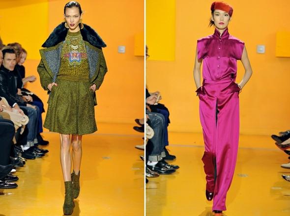 Показы Paris Fashion Week FW 2012: День 6. Изображение № 10.