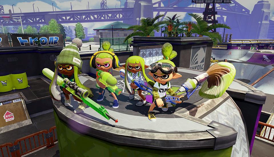Как подростки-кальмары избавляют видеоигры от агрессии. Изображение № 3.
