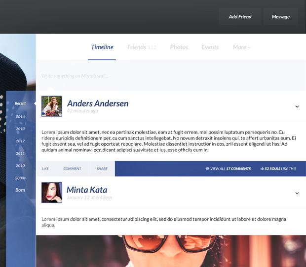 Редизайн дня: полностью новая веб-версия Facebook. Изображение № 20.