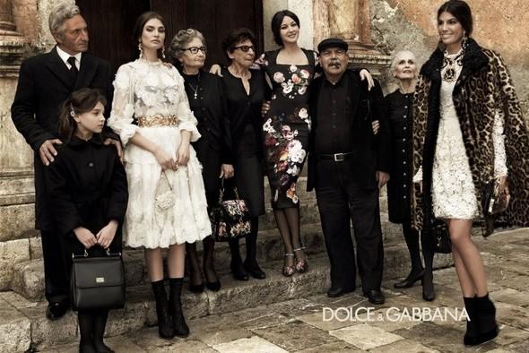 Кампании: Marc Jacobs, Dolce & Gabbana и другие. Изображение № 10.