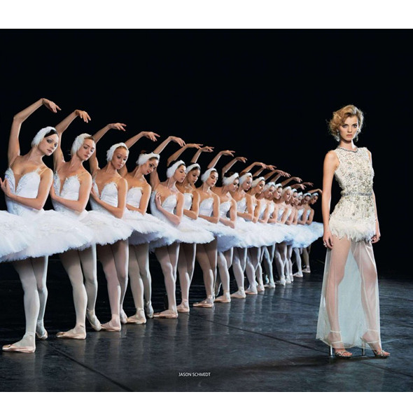 Изображение 69. Dance, dance, dance: 10 съемок, вдохновленных балетом.. Изображение № 74.
