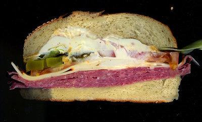 Scanwiches. Аты сканируешь свой сэндвич?. Изображение № 15.