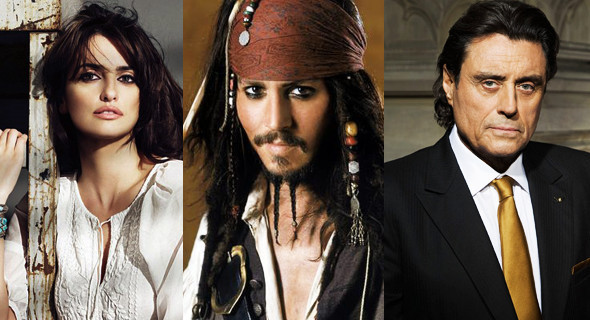 Сценарий «Пиратов карибского моря 4» найден в пабе. Изображение № 1.
