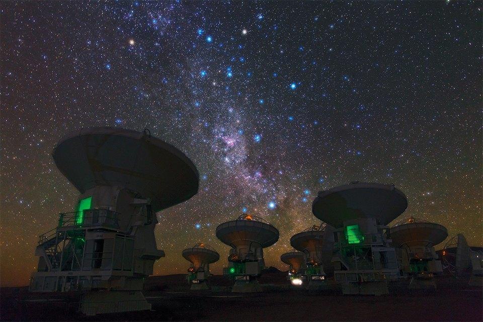 Фотографии лучших обсерваторий мира . Изображение № 5.