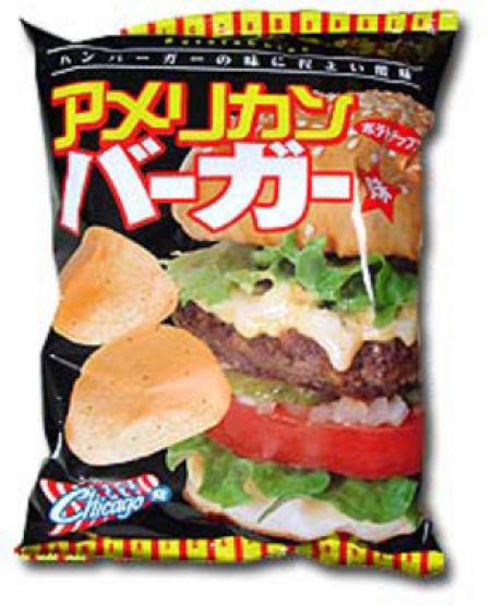 Несъедобное съедобно - какие бывают чипсы. Изображение № 69.