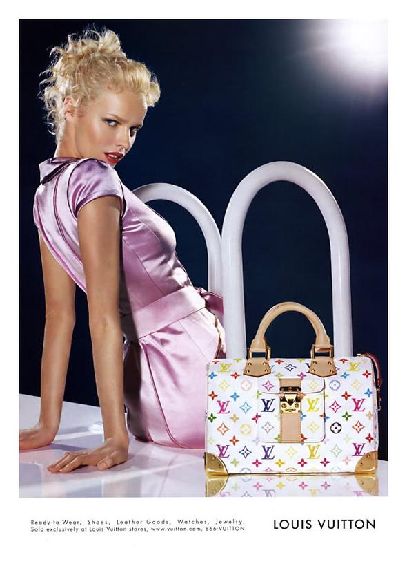 Архивная съёмка: Мерт и Маркус для Louis Vuitton SS 2003. Изображение № 5.