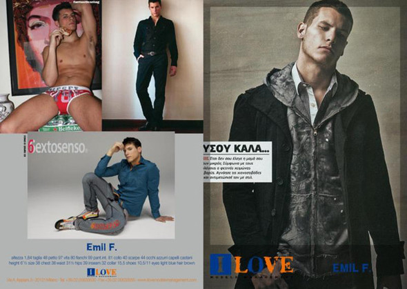 Show Package – Milan Men SS 10: I Love Models Mgmt. Изображение № 15.