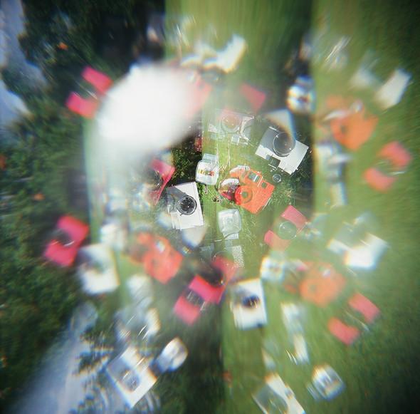 Пластиковый мирХольги иДианы – фотоотчет cсеминара. Изображение № 6.