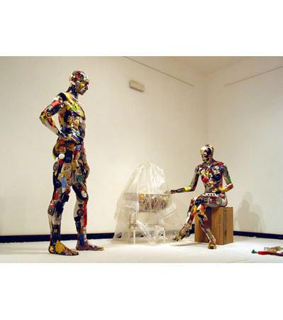 Изображение 26. 14 современных скульпторов.. Изображение № 25.