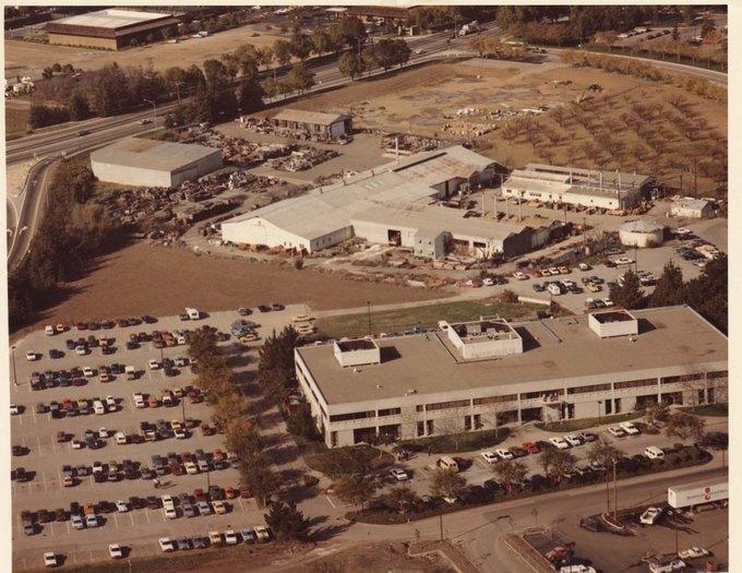 Здание Hewlett-Packard, 1983 год. Изображение № 19.