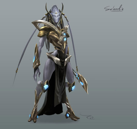 Best ARTWORKS of StarCraftII. Изображение № 19.
