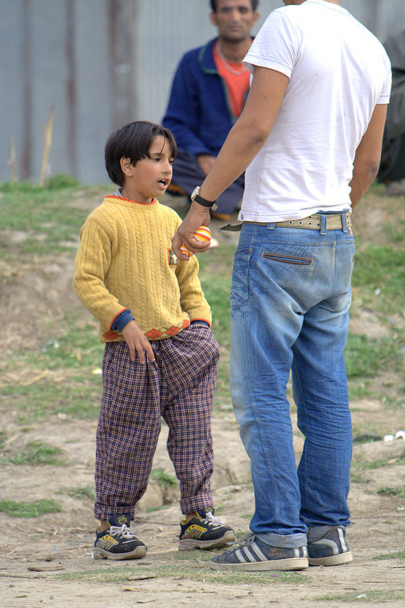 Разные люди. Кашмир, Индия. Изображение № 8.