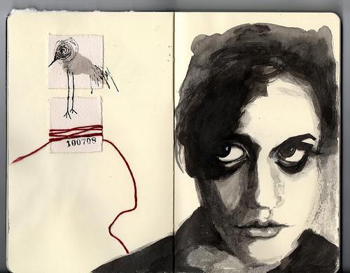 Мексиканская художница ERIKA KUHN. Изображение № 7.