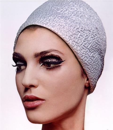 Изображение 23. Мода 60х: макияж.. Изображение № 23.