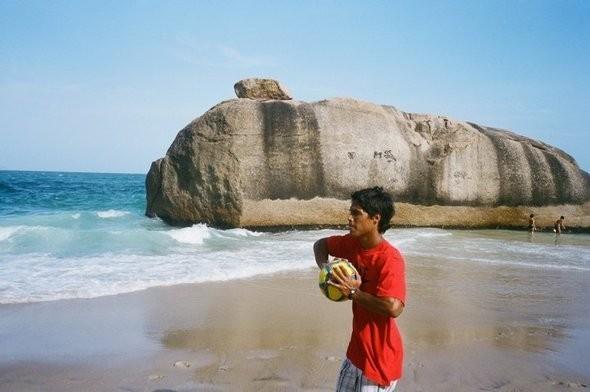Изображение 5. Спортивные силуэты Рио-де-Жанейро.. Изображение № 8.