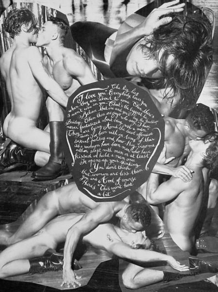 Книга Мадонны – «Секс». Изображение № 29.
