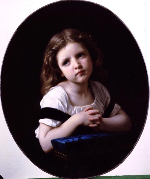 Французский живописец Адольф Вильям Бугро. Изображение № 16.