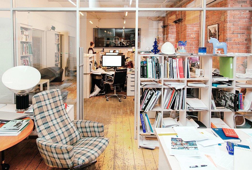Как устроен офис архитектурного бюро Wowhaus. Изображение № 3.