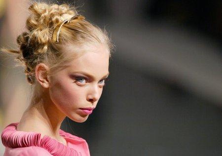 Tanya Dziahileva чистое сияние красоты. Изображение № 9.