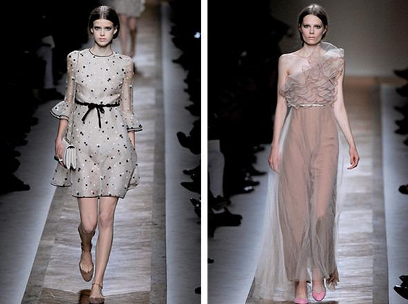 Последние показы на неделе моды в Париже. Изображение № 10.
