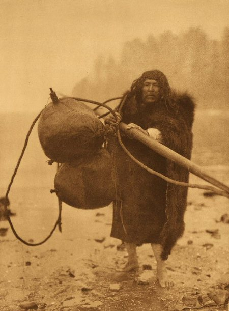 Эдвард Кертис. индейская мечта. Изображение № 3.