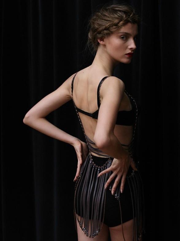 Кампания: Балерины для Bliss Lau FW 2011. Изображение № 29.