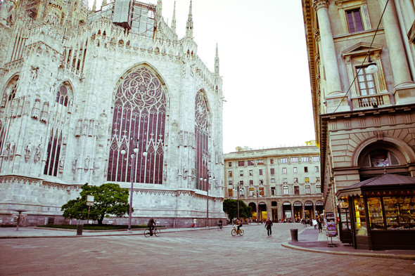 La capitale di Moda. Изображение № 6.