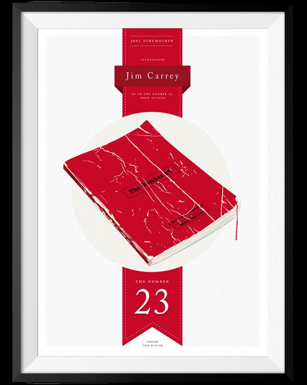 """«Главный персонаж написал книгу """"Число 23""""» («Роковое число 23», 2007). Изображение № 9."""