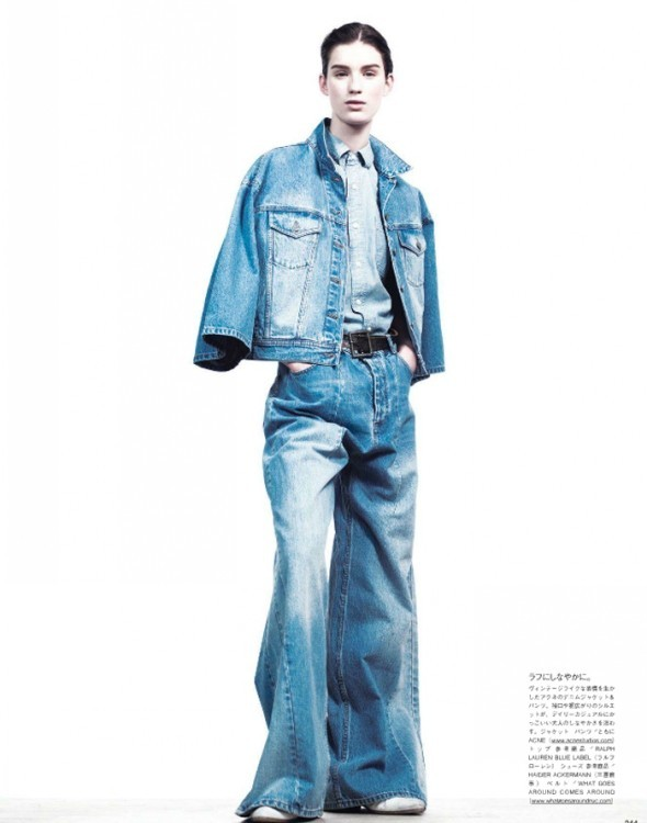 Съемки: Vogue, Elle, Tush и другие. Изображение № 56.