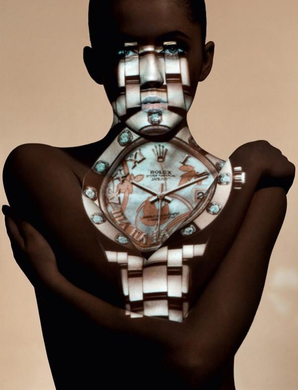 Изображение 2. Рекламная компания часов для Numero.. Изображение № 2.