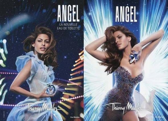 Изображение 1. Бьюти-кампании: Chanel, Hugo Boss и Thierry Mugler.. Изображение № 5.