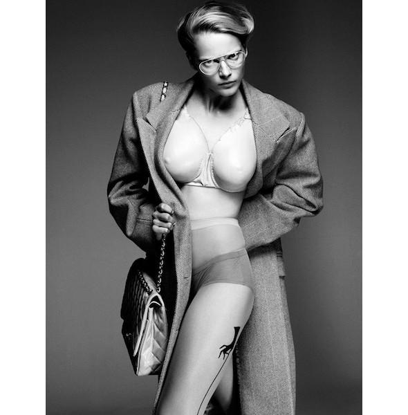 5 новых съемок: Dossier, Muse и Vogue. Изображение № 44.